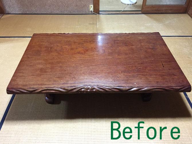 テーブル再塗装(TG)04のコピー