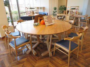 家具プロデュースをした、Bio MARINE様