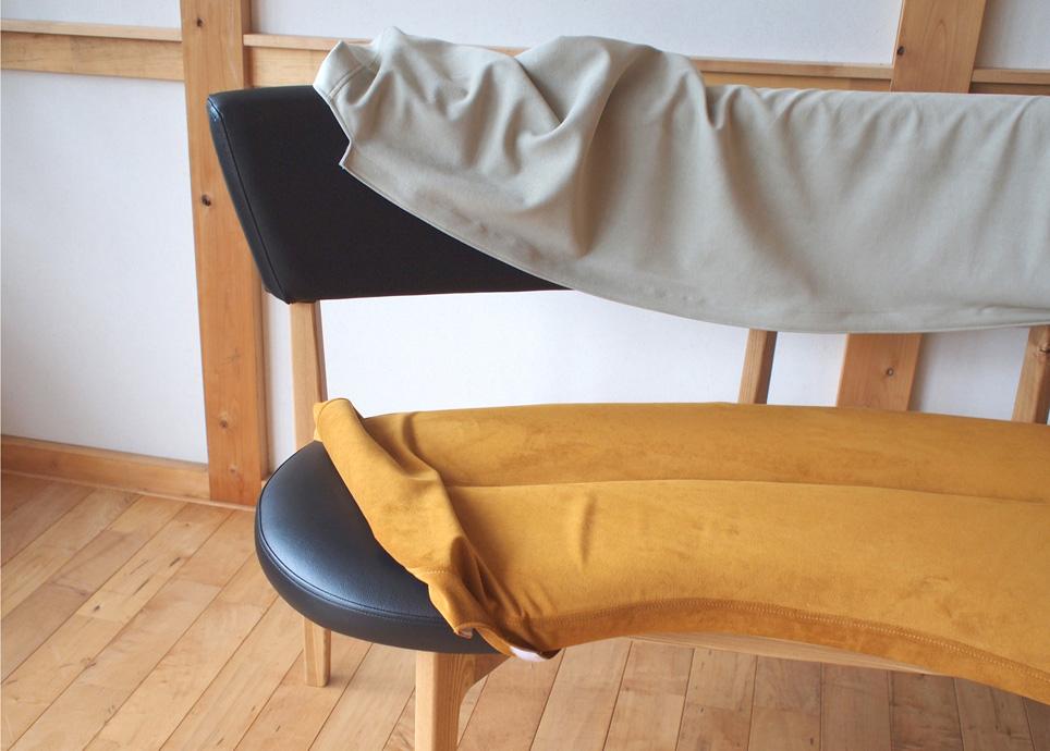 Bio sofa カバーリング